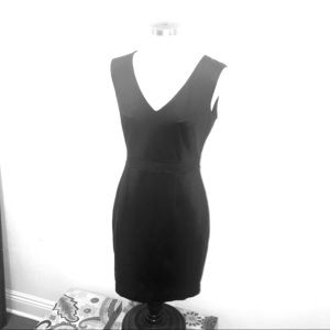 FRENCH CONNECTION LITTLE BLACK DRESS 6 CLASSIC
